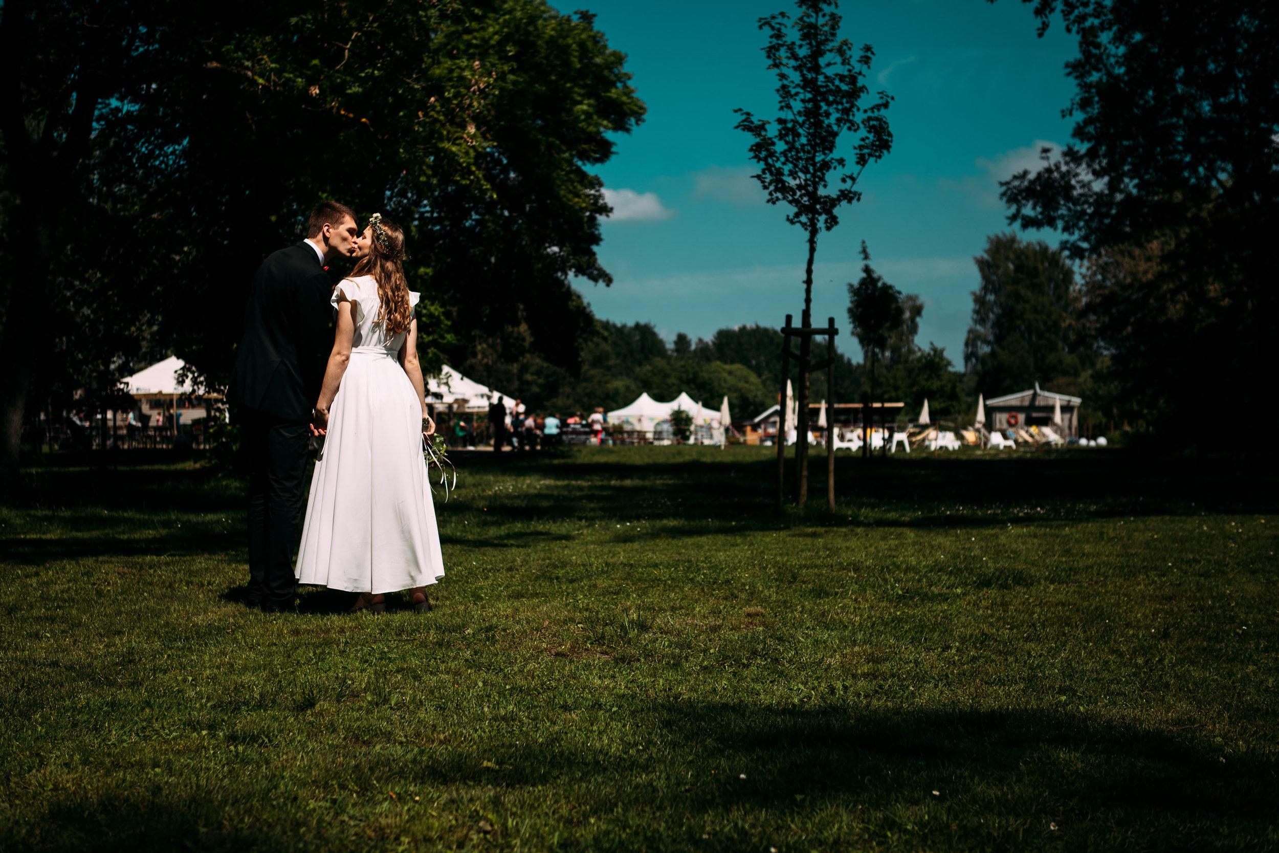 Hochzeit Haus am See Ilmenau