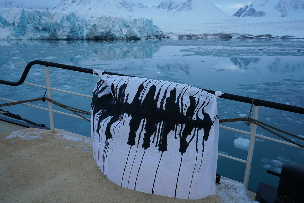 'The Unpredictable Life of a Piece of Cloth' Arctic 18