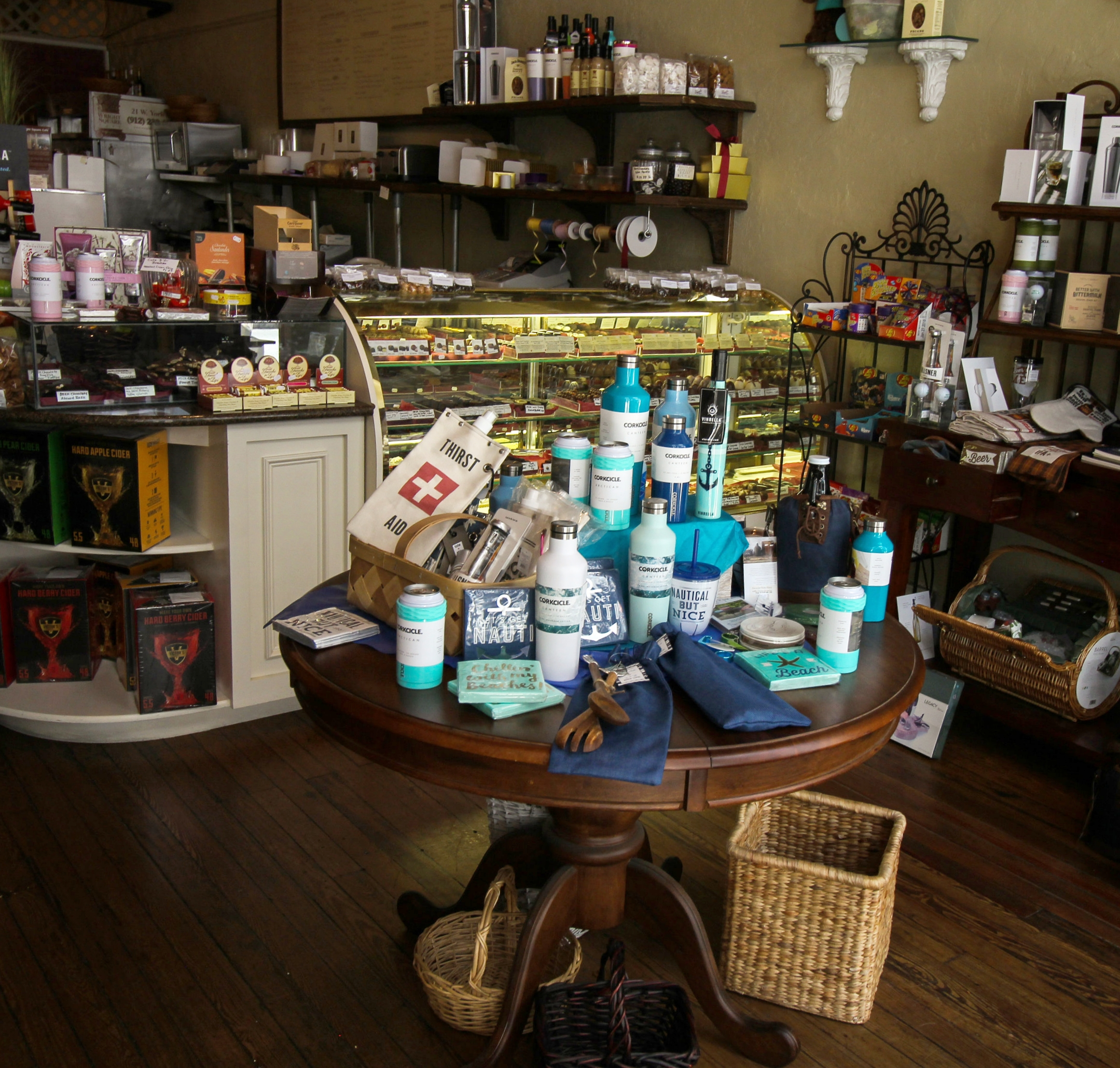 Gift Store Products in Savannah GA