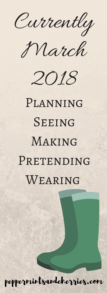 Currently at Peppermints and Cherries: Planning, Seeing, Making, Pretending, Wearing www.peppermintsandcherries.com