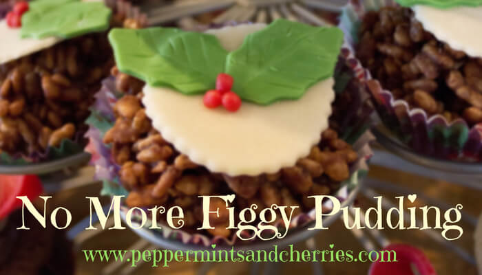 No More Figgy Pudding (and a holiday eating plan)