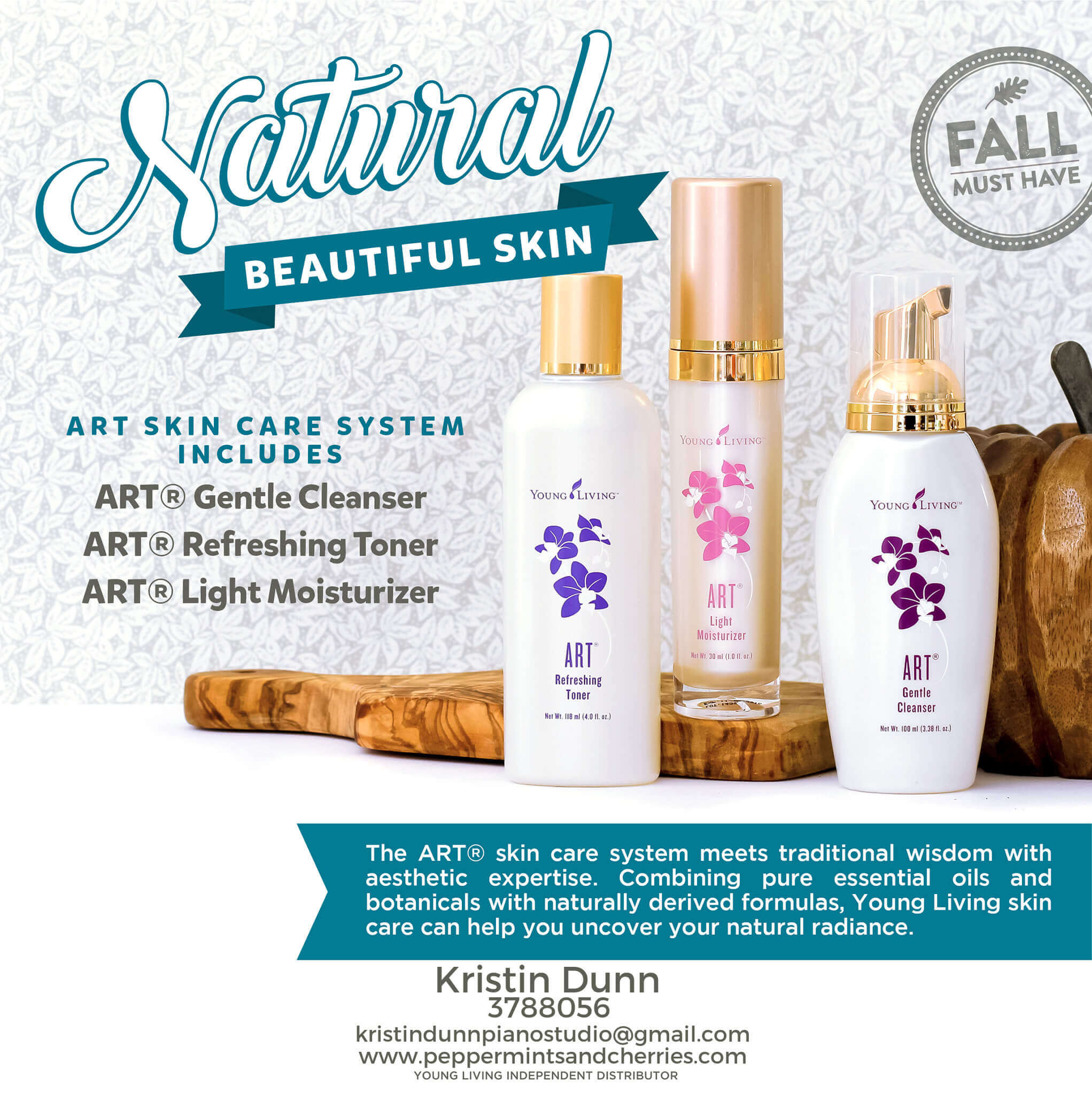 Young Living's Art Skin Care System