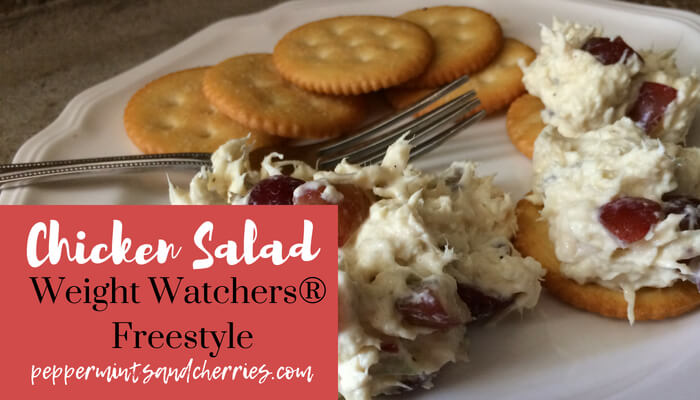 Weight Watchers® Freestyle Chicken Salad with Zero Points