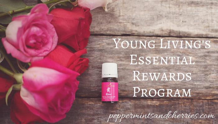Young Living's Essential Rewards Program