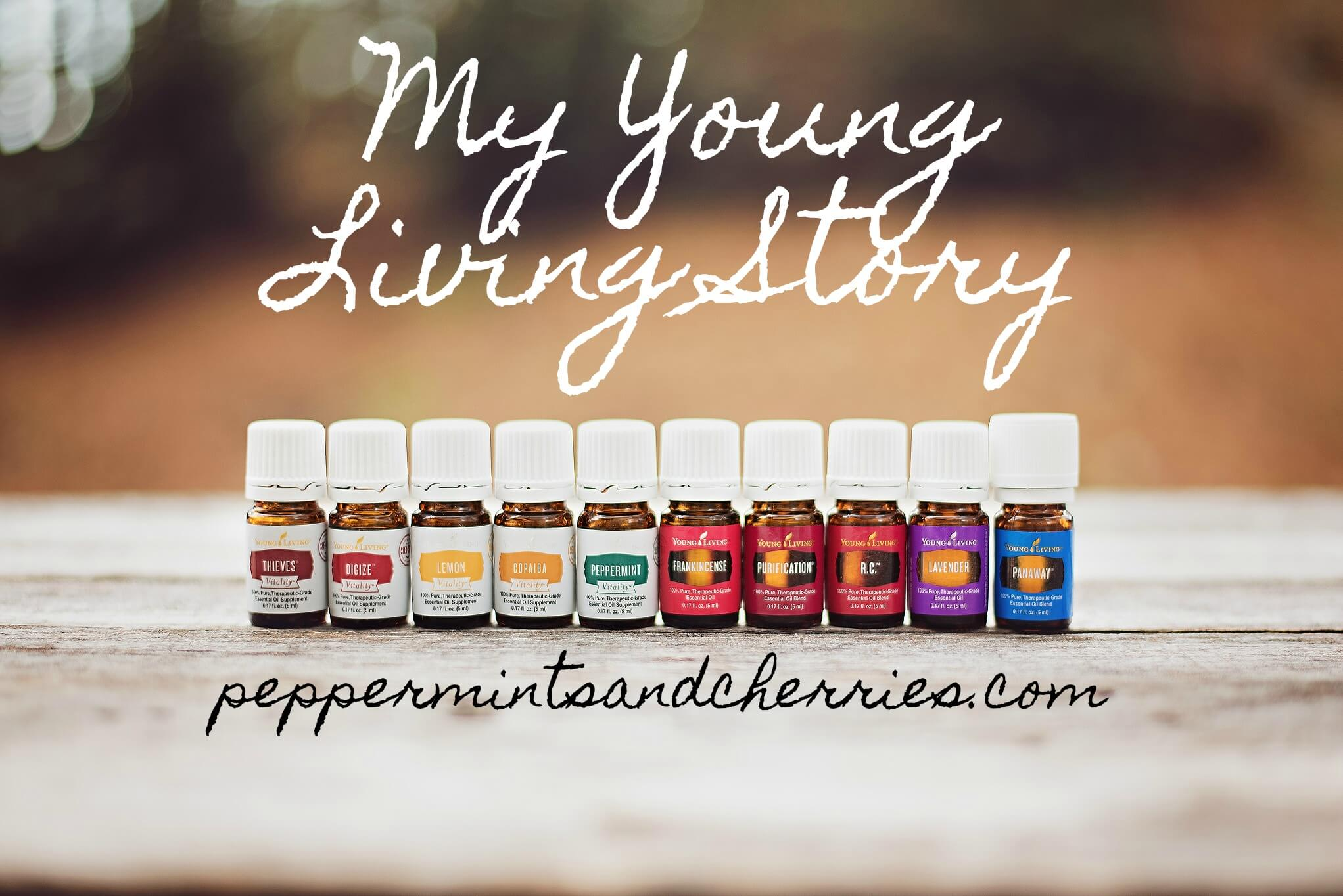 My Young Living Story
