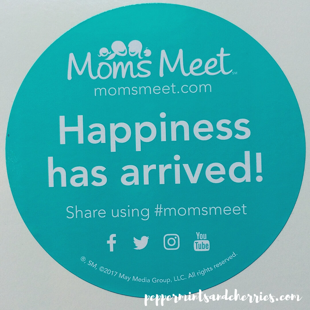 Mom's Meet and a Review