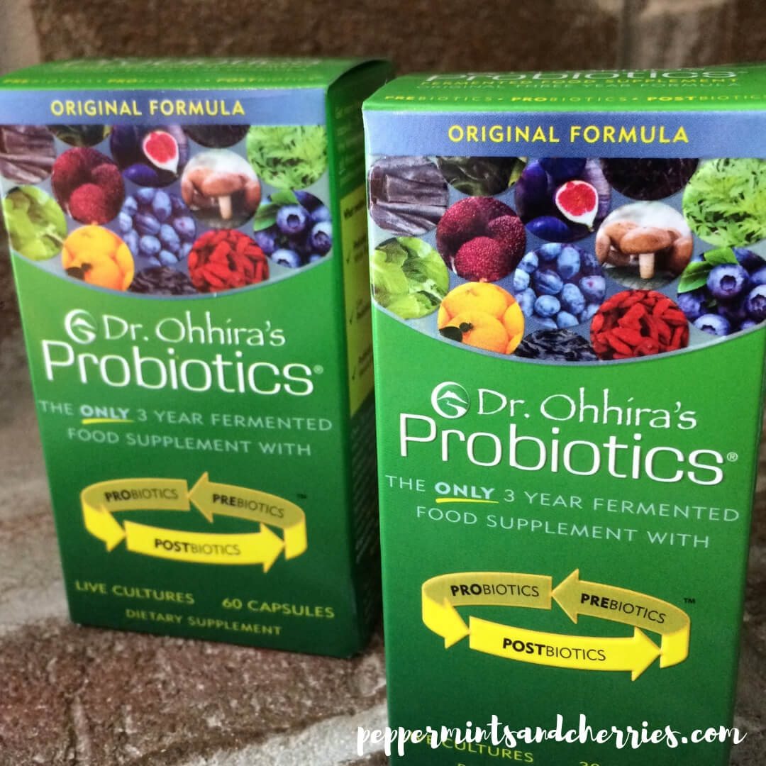 C Diff, Probiotics, and a Review of Dr. Ohhira's Probiotics®