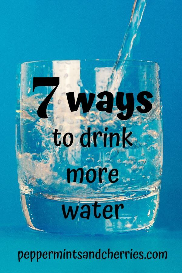 Since hydration is so important, we have to be conscious of how much water we drink on a daily basis. Drinking water is an easy health goal to check off my list. Avoiding sweets, on the other hand, is more of a challenge. After all, I had rather eat my calories than drink them, so water is a perfect choice! Read these Seven Ways to Drink More Water and Benefit Your Health.