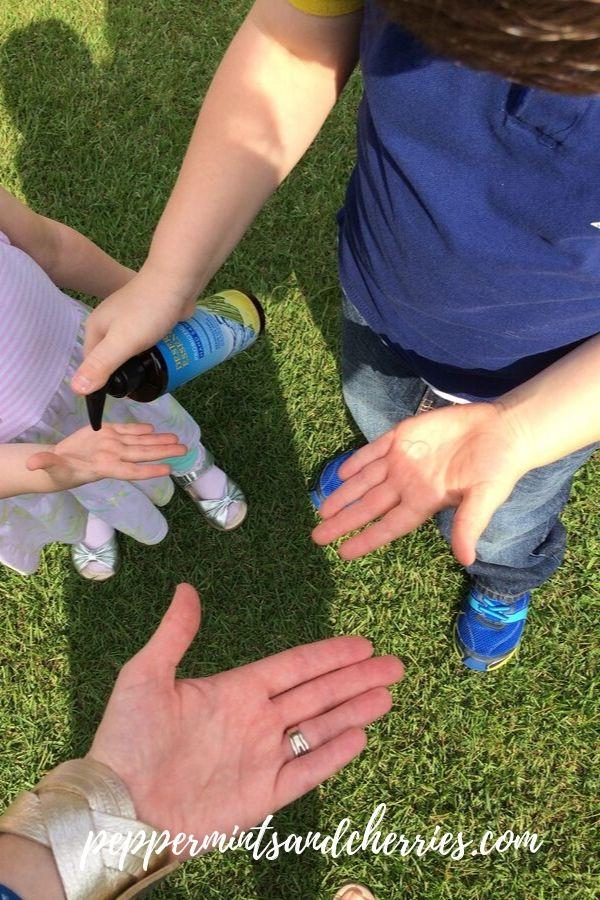 Desert Essence Probiotic Hand Sanitizer Review