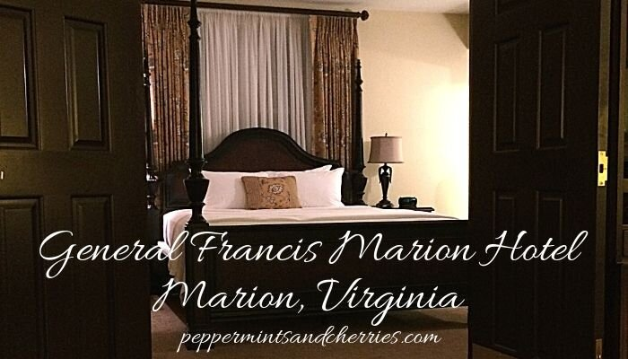 General Francis Marion Hotel, Marion, Virginia, Hotel Review