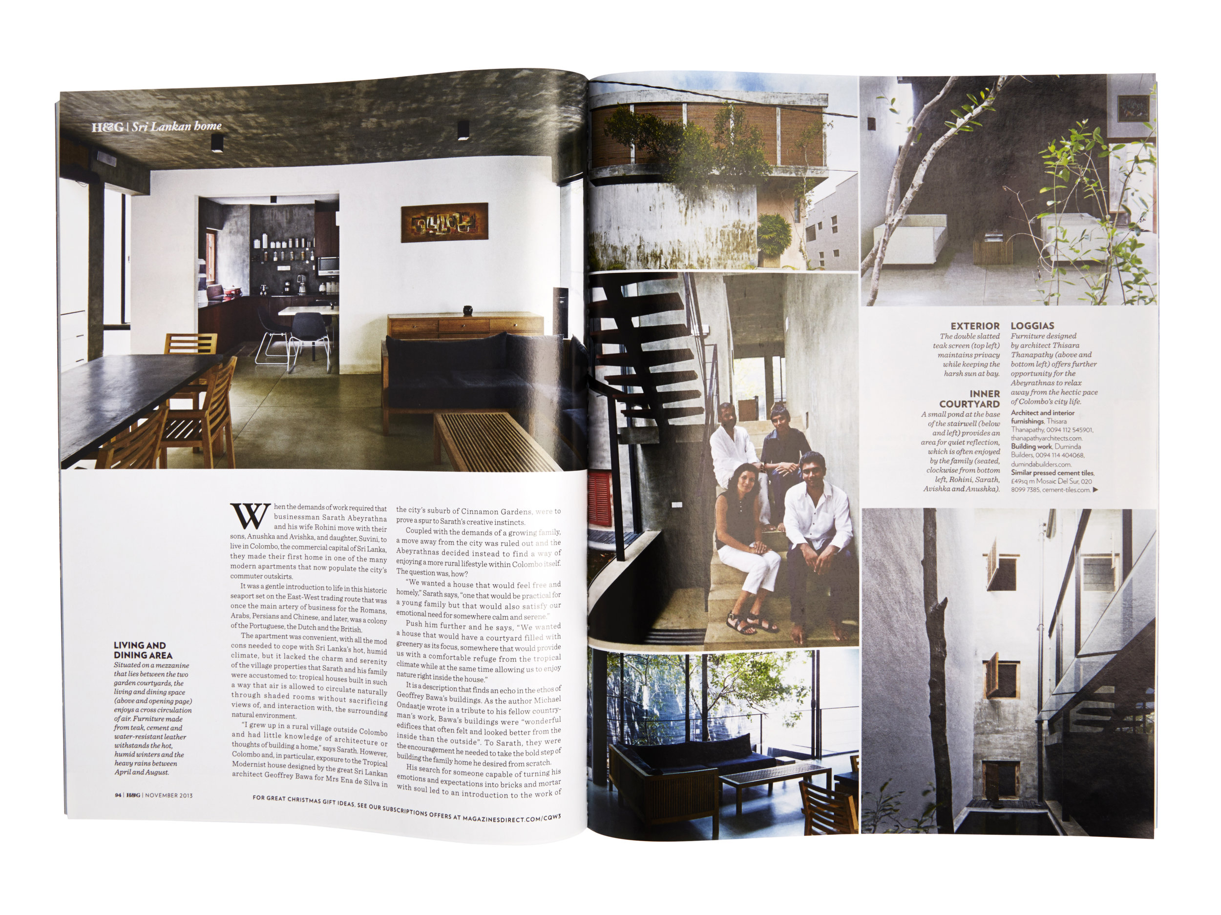 Homes & Gardens  Feature by Victoria Tunstall  Photography by Logan MacDougall Irvine