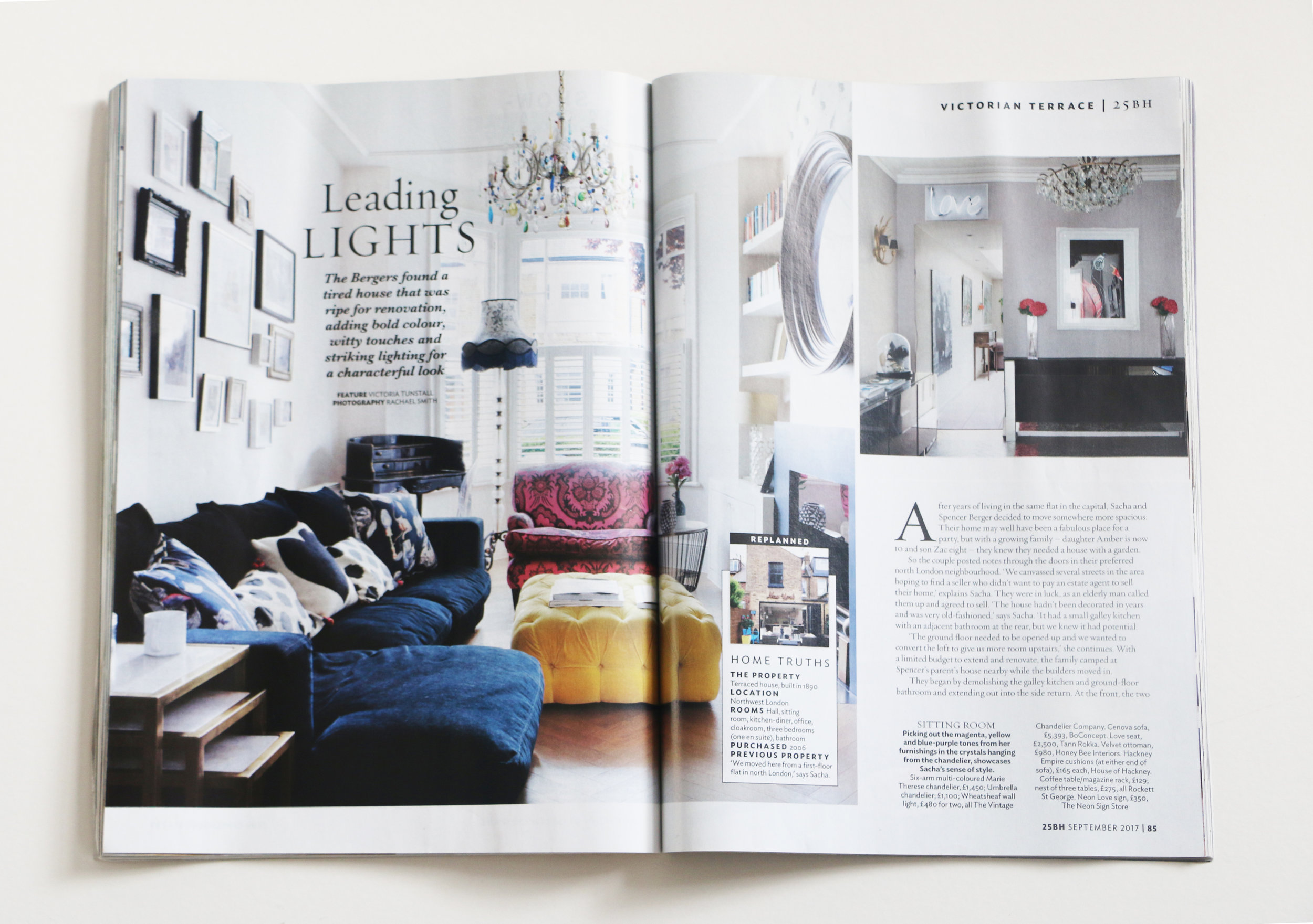 25 Beautiful Homes  Feature and Styling by Victoria Tunstall  Photography by Rachael Smith