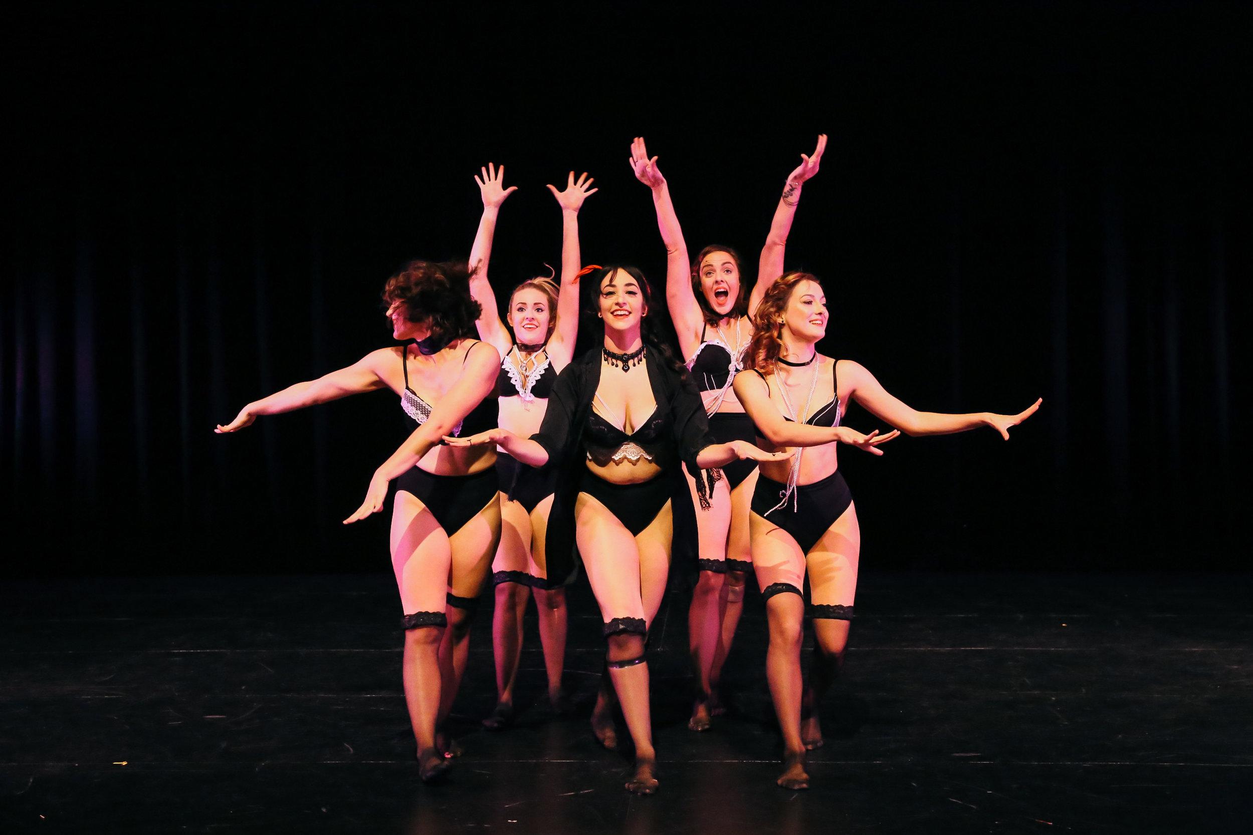 AMPA DANCE SHOWCASE -