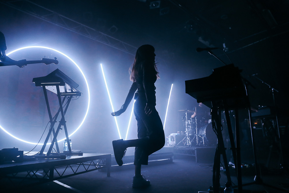 oh wonder - SUPPORTED BY ALICE IVY