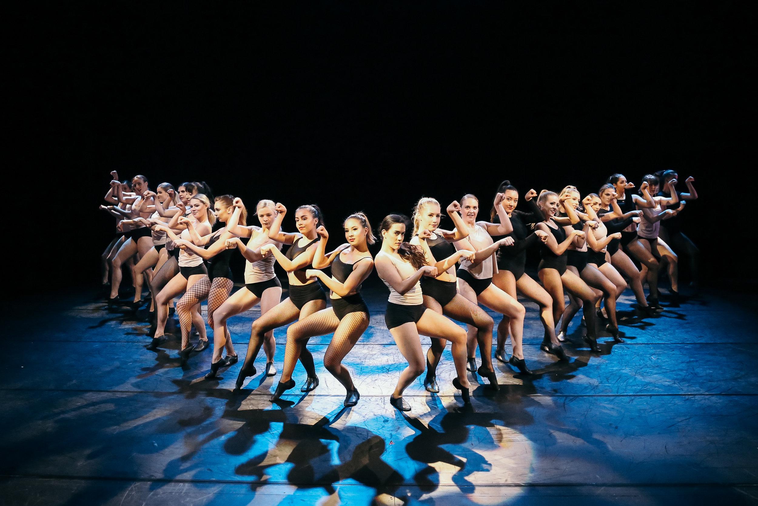ampa dance showcase tri 3 -