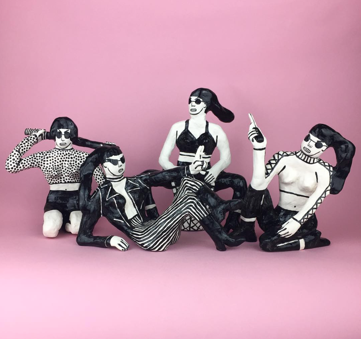 CRACKED - VICE The Creator's Project;6 Female Artists Demonstrate Pottery's Subversive PotentialPress Release