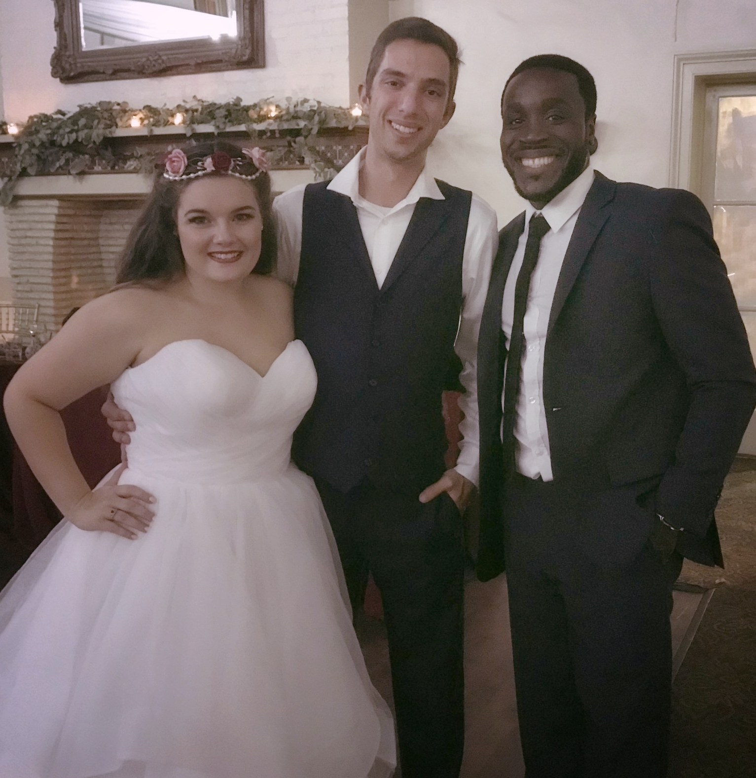 Presley & Brandon - Charles was awesome! I booked him only a week before my wedding but he got everything done and knew exactly what i wanted. I would recommend him to all who need a DJ! Super freindly guy :)