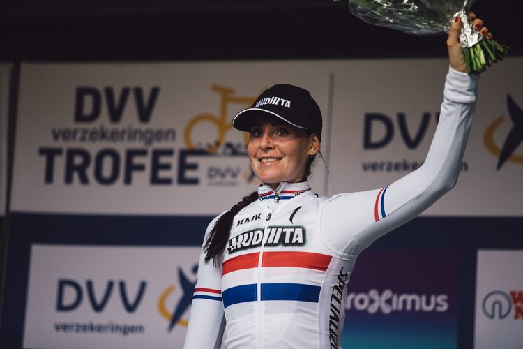 Nikki Brammeier - Formerly HarrisCareer Highlights4 x British Pro Cyclocross Champion1 x British Pro MTB ChampionMultiple Junior & U23 National Cyclocross, Road, MTB and Track titles.1st Place • Namur UCI CX World CupOlympian • Rio 2016Multiple World Cup CX PodiumsDate Of Birth • 30/12/86Favourite race • Namur World CupHome • Derby | Langdorp | GironaFollow me on Instagram @NikkibrammeierFollow me on Twitter @Nikkibrammeier
