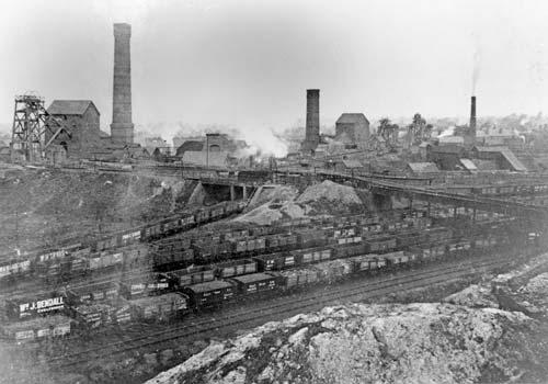 Conduit Colliery, No. 3 Colliery, Norton Canes