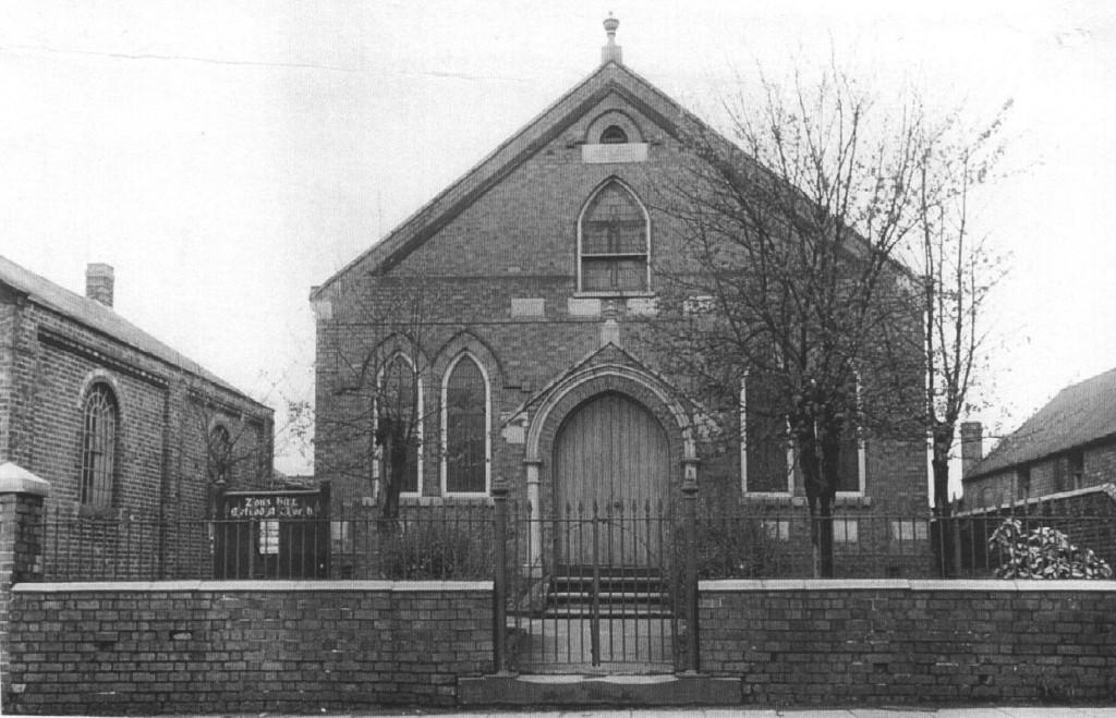 Zion Methodist Chapel c. 1900 - 1911
