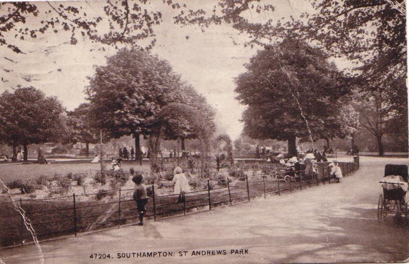 Saint Andrews Park, Southampton