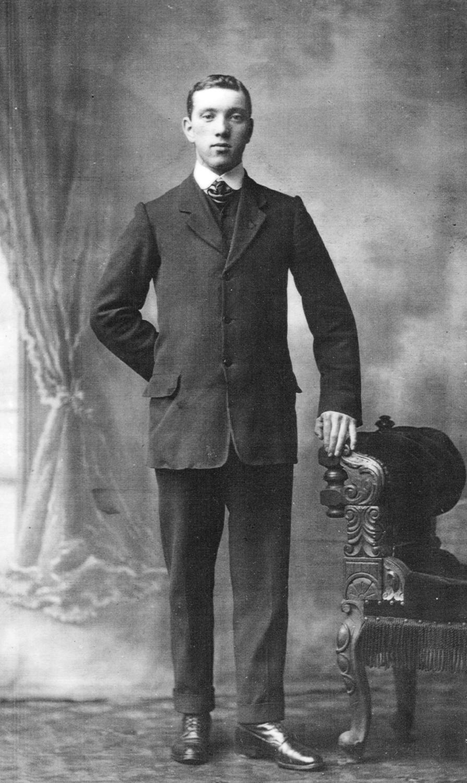 Enoch Hancox