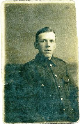 Photograph of John Thomas  LOMAS