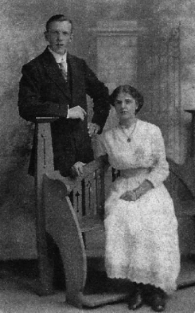 Photograph of John LOMAS - Father of John Thomas LOMAS