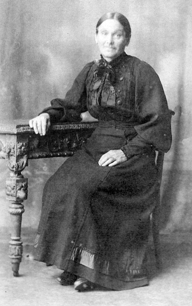 Elizabeth Witton (née Stubbs)