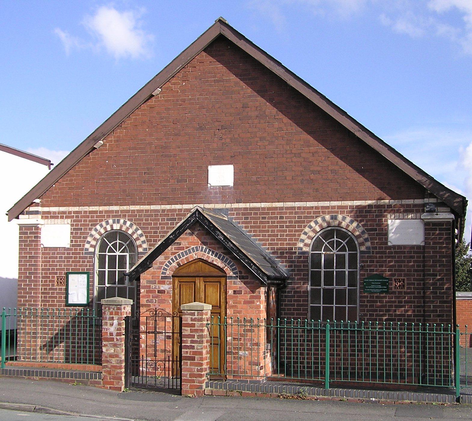 Mount Calvary Primitive Methodist Chapel