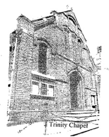 Trinity Chapel, Chasetown