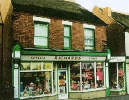 Richards Hardware Shop