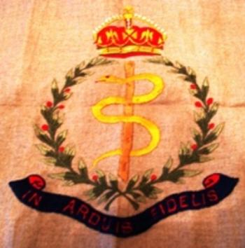 Embroidered Insignia