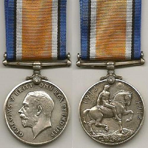 WW1 British War Medal
