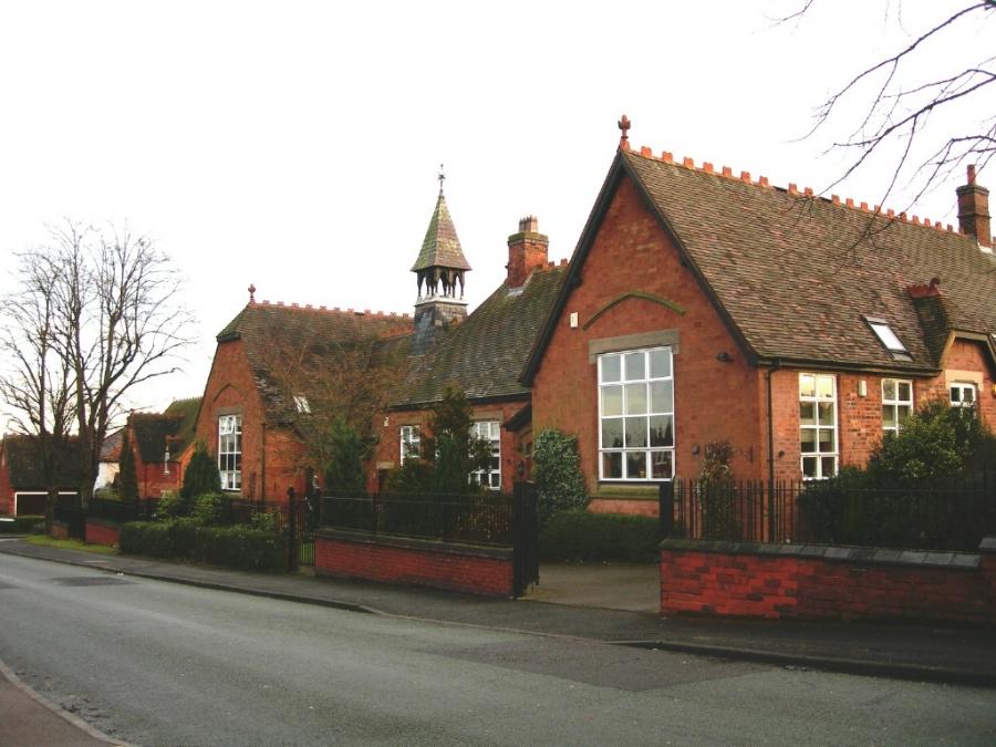 Burntwood No 1 Board School