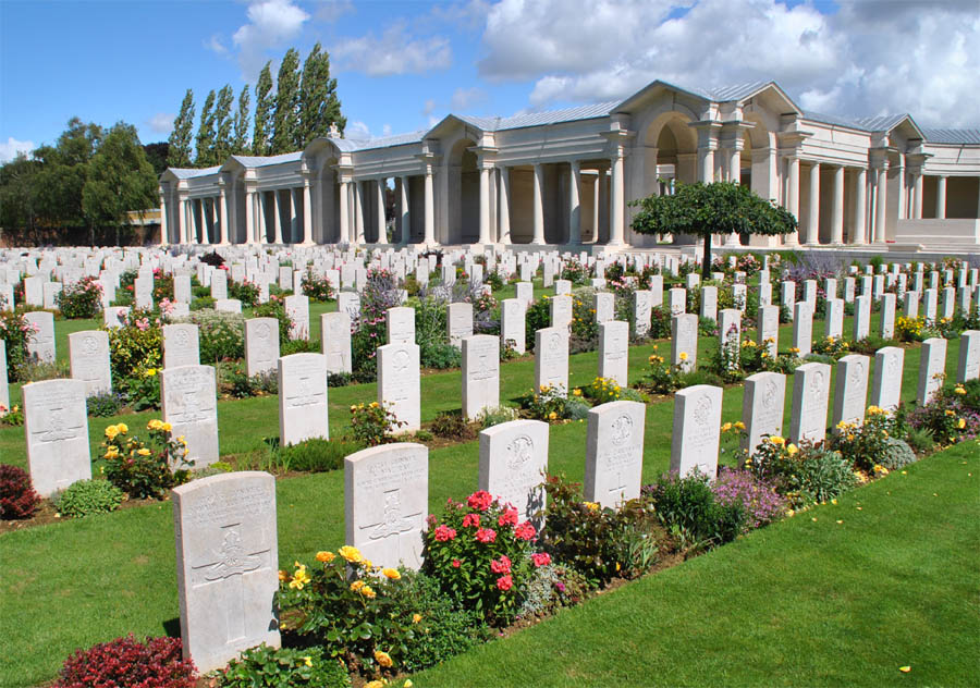 The Arras Memorial