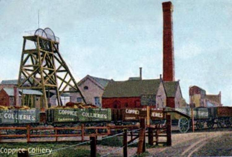 """Fair Lady"" Coppice Colliery"