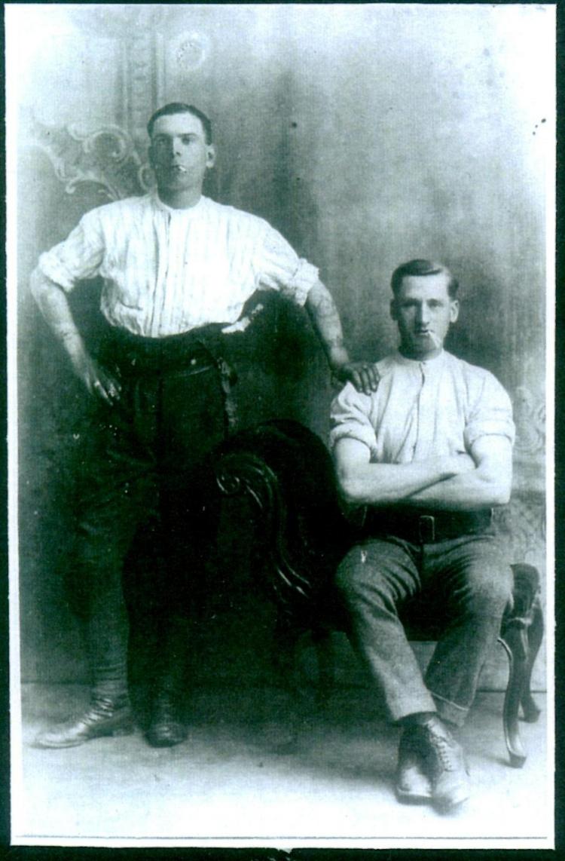 James and Albert Lees
