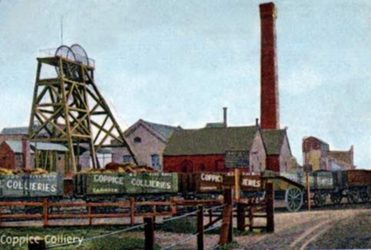 """Fair Lady"" Coppice Colliery"