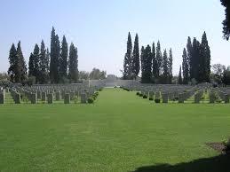 Damascus Commonwealth War Cemetery