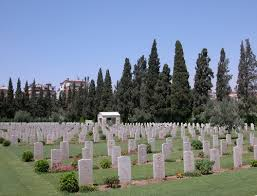 Damascus Commonwealth War Cemetery