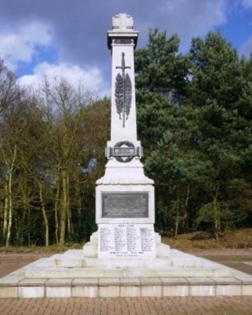 Hednesford War Memorial