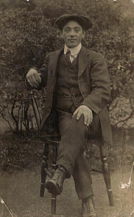 Joseph Edward Barnett