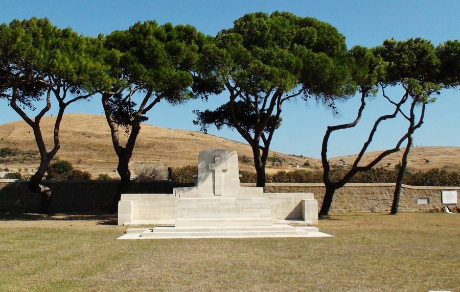 East Mudros Military Cemetery