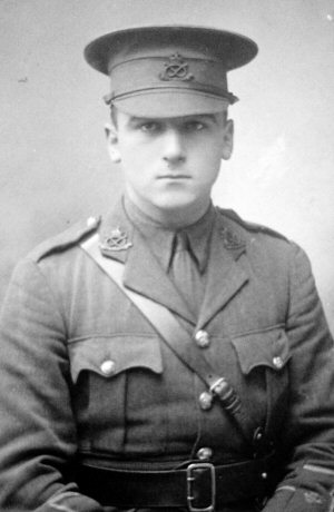 Lieutenant Charles Raymond Hind, 2nd Batallion South Staffs
