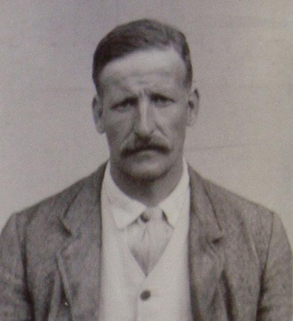 Photograph of Noah's father, Job Lysons