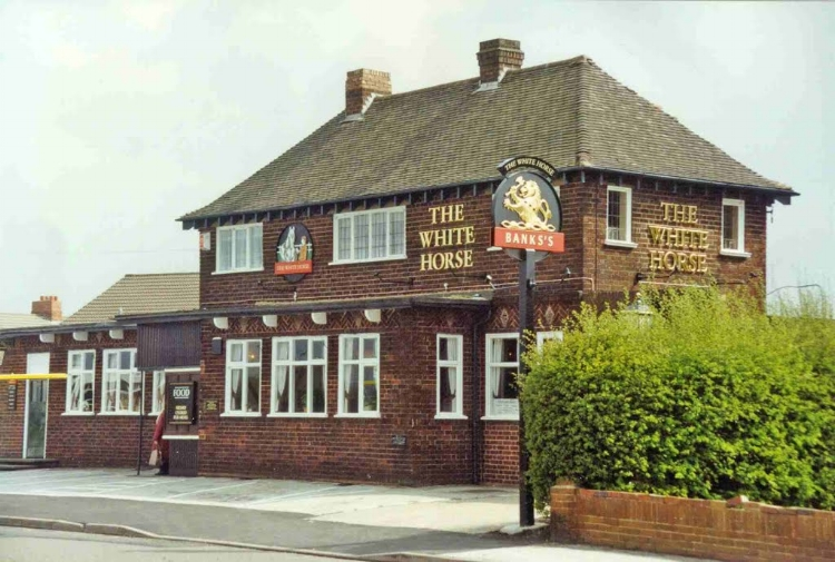 The White Horse, Brownhills