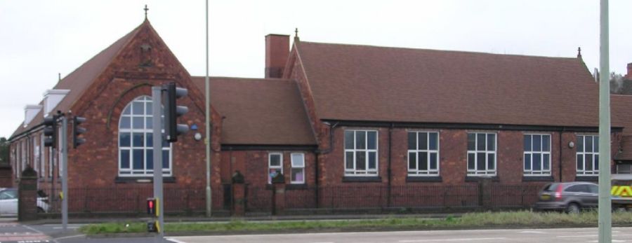 Watling Street School in 2014