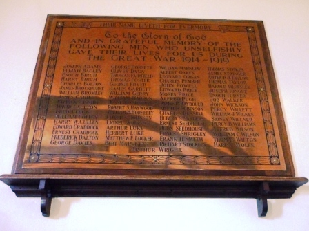 Brownhills Memorial Hall