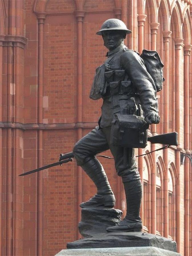 Royal London Fusiliers War Memorial